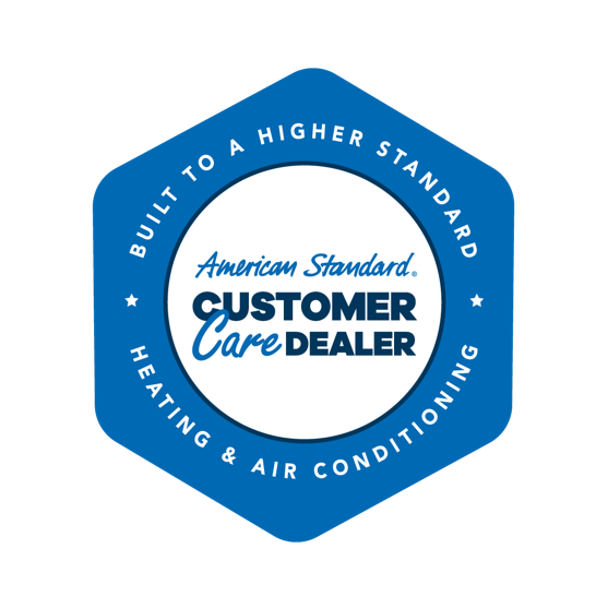 American Standard Customer Care Logo